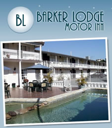 Barker Lodge Motor Inn - Accommodation Port Macquarie