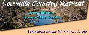 Koomulla Country Retreat - Accommodation Port Macquarie
