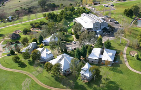 Pinnacle Valley Resort - Accommodation Port Macquarie
