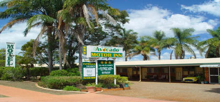 Avocado Motor Inn - Accommodation Port Macquarie