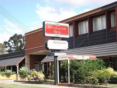 Town  Country Motel - Accommodation Port Macquarie