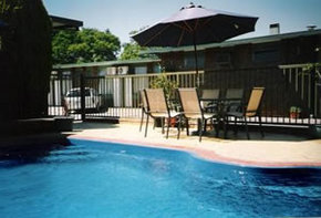 Sun Centre Motel - Accommodation Port Macquarie