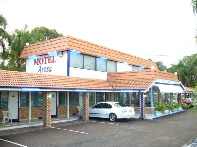 Arosa Motel - Accommodation Port Macquarie