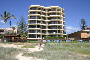 Spindrift On The Beach - Accommodation Port Macquarie