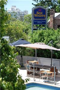 Best Western Gregory Terrace Motor Inn - Accommodation Port Macquarie
