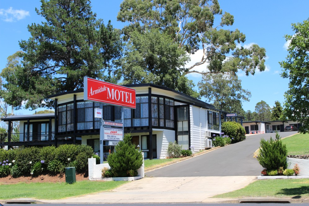 Armidale Motel - Accommodation Port Macquarie