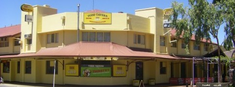 Todd Tavern - Accommodation Port Macquarie