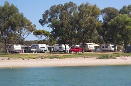 Streaky Bay Foreshore Tourist Park - Accommodation Port Macquarie