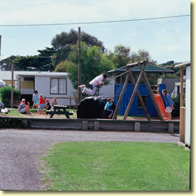 Swansea Holiday Park - Accommodation Port Macquarie