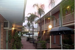 Yarrawonga Central Motor Inn - Accommodation Port Macquarie