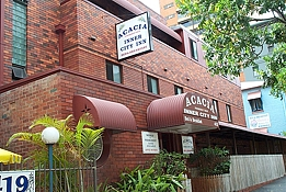 Acacia Inner City Inn - Accommodation Port Macquarie