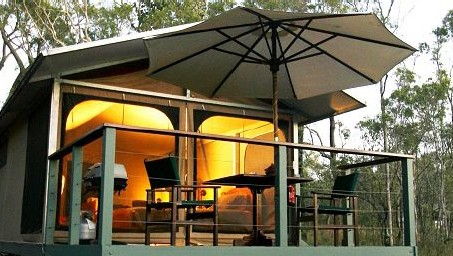 Jabiru Safari Lodge at Mareeba Wetlands - Accommodation Port Macquarie