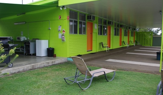 Mareeba Lodge Motel - Accommodation Port Macquarie