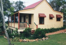 Mango Hill Cottages Bed and Breakfast - Accommodation Port Macquarie