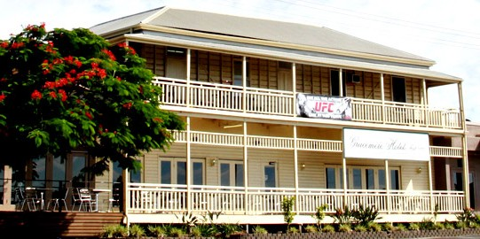Gracemere Hotel - Accommodation Port Macquarie