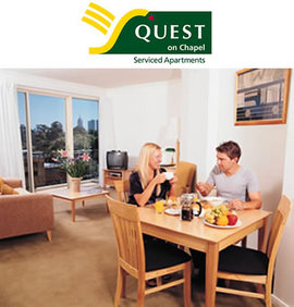 Quest On Chapel - Accommodation Port Macquarie