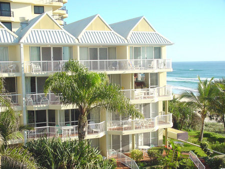 Crystal Beach Resort - Accommodation Port Macquarie