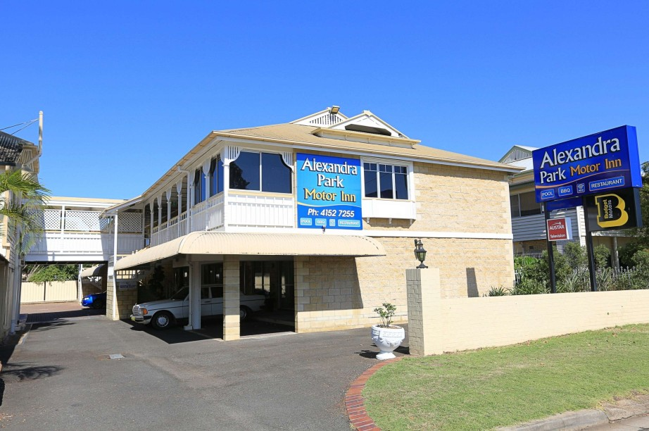 Alexandra Park Motor Inn - Accommodation Port Macquarie