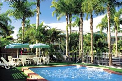 Forster Palms Motel - Accommodation Port Macquarie
