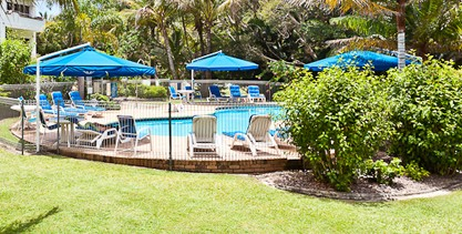 The Islander Holiday Resort - Accommodation Port Macquarie