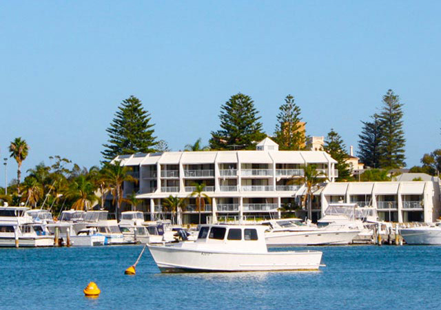 Pier 21 Apartment Hotel Fremantle - Accommodation Port Macquarie