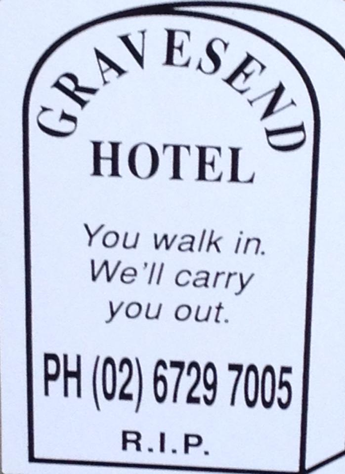 Gravesend Hotel - Accommodation Port Macquarie