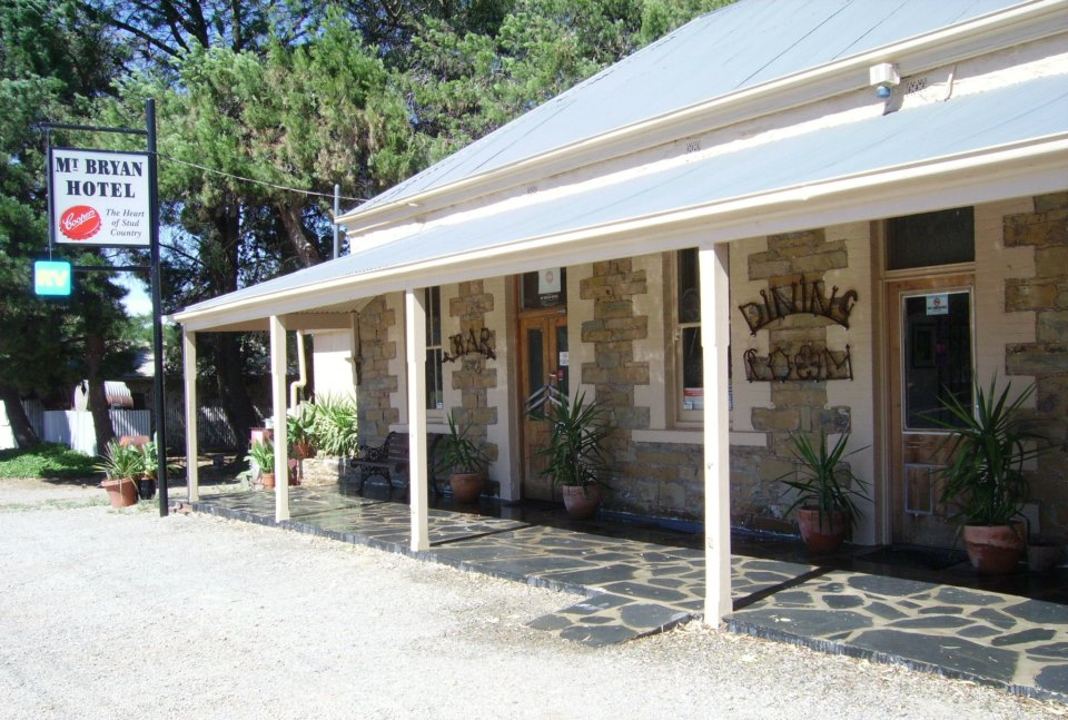 Mount Bryan Hotel - Accommodation Port Macquarie