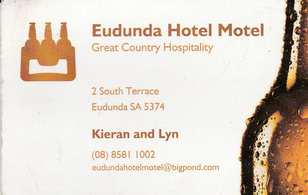 Eudunda Hotel Motel - Accommodation Port Macquarie