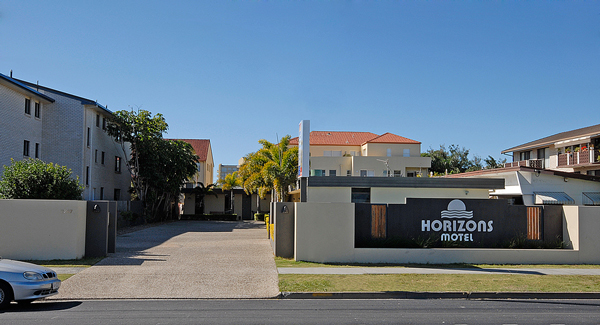 Horizons Motel - Accommodation Port Macquarie
