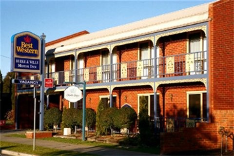 Best Western Burke amp Wills Motor Inn - Accommodation Port Macquarie