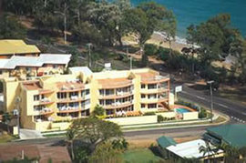 Alexander Luxury Apartments - Accommodation Port Macquarie