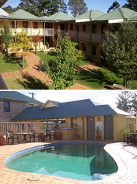 Pioneer Motel Kangaroo Valley - Accommodation Port Macquarie