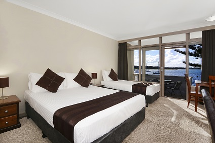 Waters Edge Country Comfort - Accommodation Port Macquarie