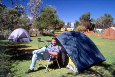 Voyages Ayers Rock Camp Ground