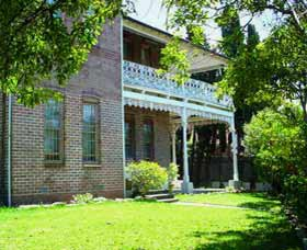 Old Rectory Bed And Breakfast Guesthouse - Sydney Airport - Accommodation Port Macquarie