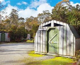 Discovery Holiday Parks Cradle Mountain Cosy Cabins - Accommodation Port Macquarie