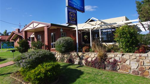Murray River Motel - Accommodation Port Macquarie