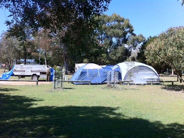 Amity Point Camping Ground - Accommodation Port Macquarie