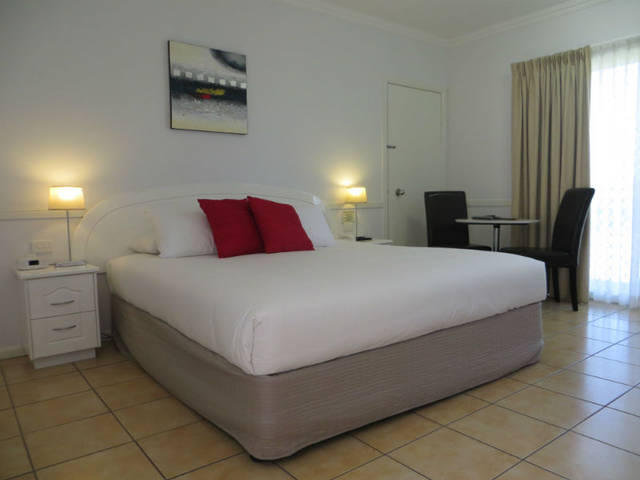 Charters Towers Heritage Lodge Motel - Accommodation Port Macquarie