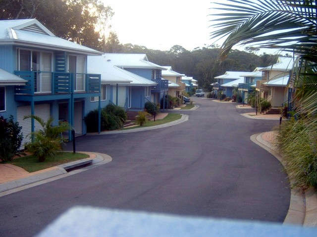 Flynns on Surf Beach villas - Accommodation Port Macquarie