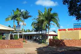 Motel Childers - Accommodation Port Macquarie