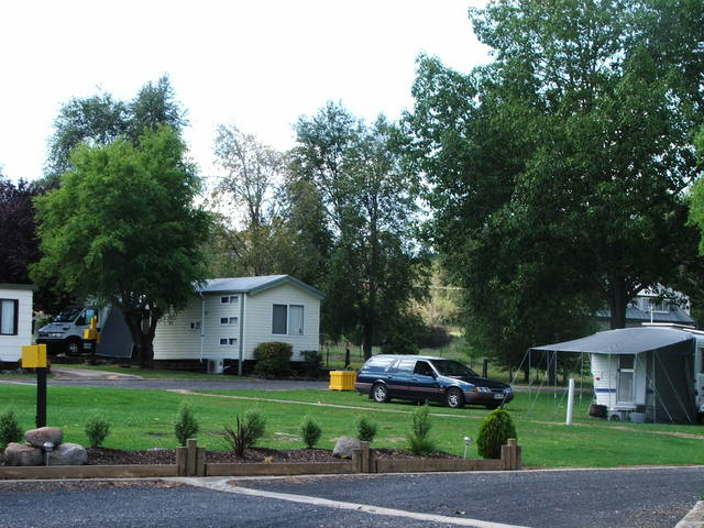 Poplar Caravan Park - Accommodation Port Macquarie