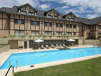 The Hills Lodge Hotel  Spa - Accommodation Port Macquarie