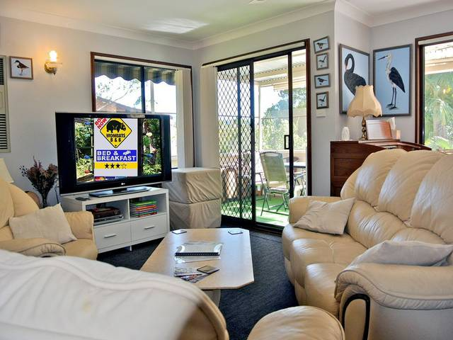 WOMBATS BB - Apartments - AAA 3.5 rated Gosford - Accommodation Port Macquarie