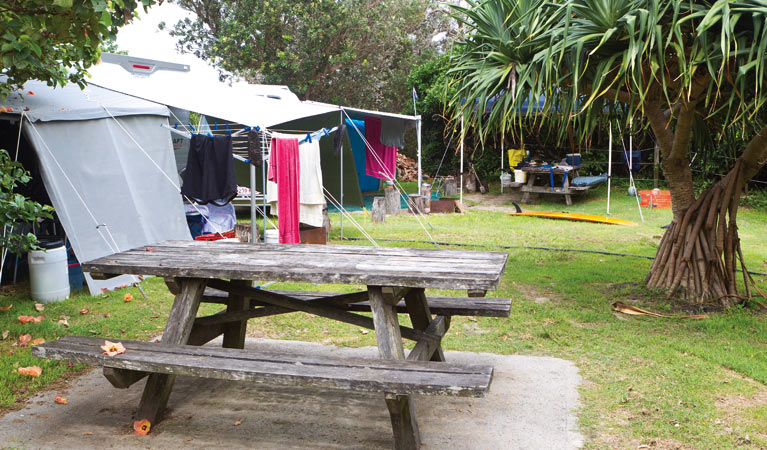 Sandon River campground - Accommodation Port Macquarie