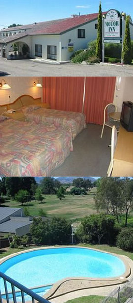 Tumut Motor Inn - Accommodation Port Macquarie