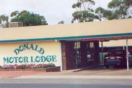 DONALD MOTOR LODGE - Accommodation Port Macquarie