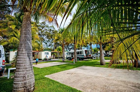Harbour City Holiday Park - Accommodation Port Macquarie