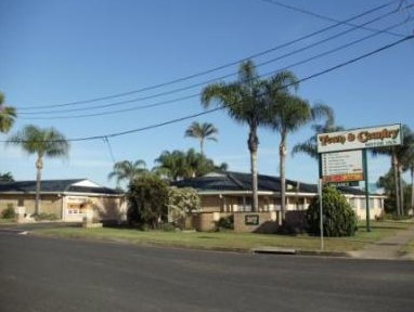 Town and Country Motor Inn Tamworth - Accommodation Port Macquarie