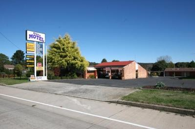 Alpha Motel - Accommodation Port Macquarie